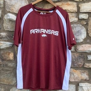 Arkansas Razorbacks t-shirt 2XL